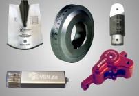 Produkte Industriegravuren, Laserbeschriftung, Lasergravuren, Industriekennzeichnung